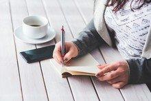 reflect and write