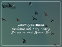 life story writing video course